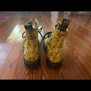 Dr. Martens spring collection boots